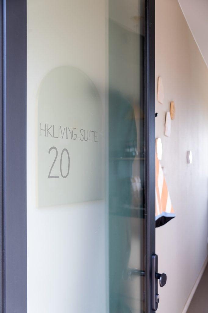HK Living Suite met zeezicht