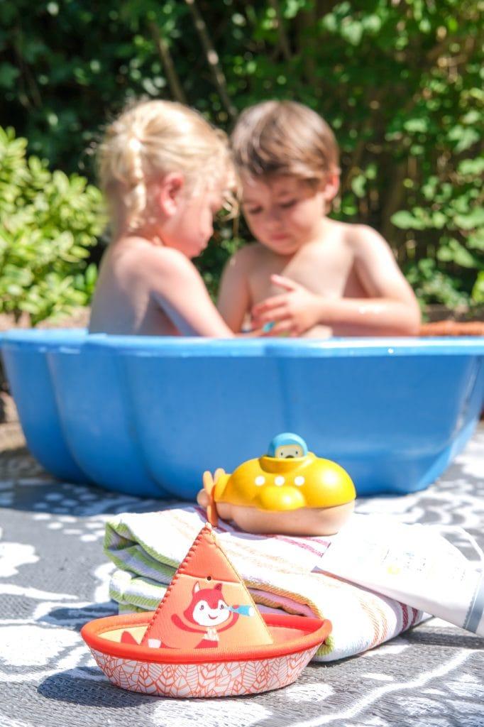 tips water besparen in de zomer