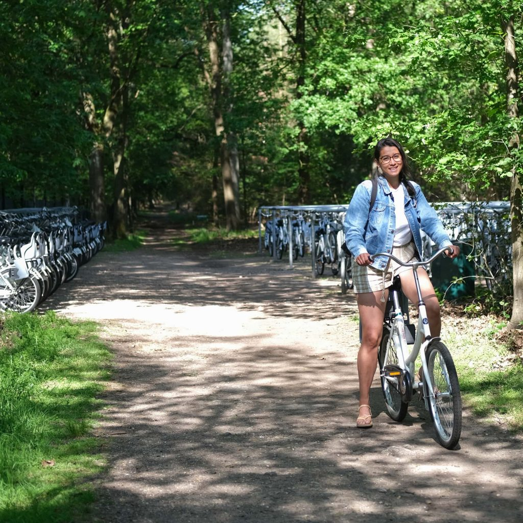 duurzame staycation fietsvakantie