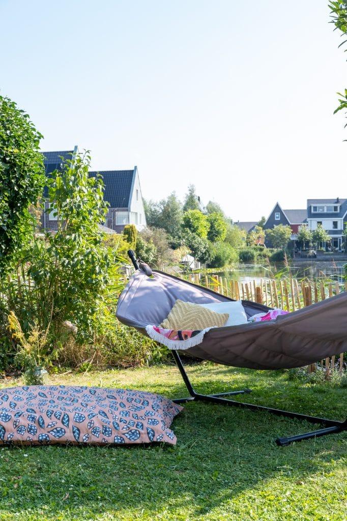 maak een zomerparadijs in je achtertuin