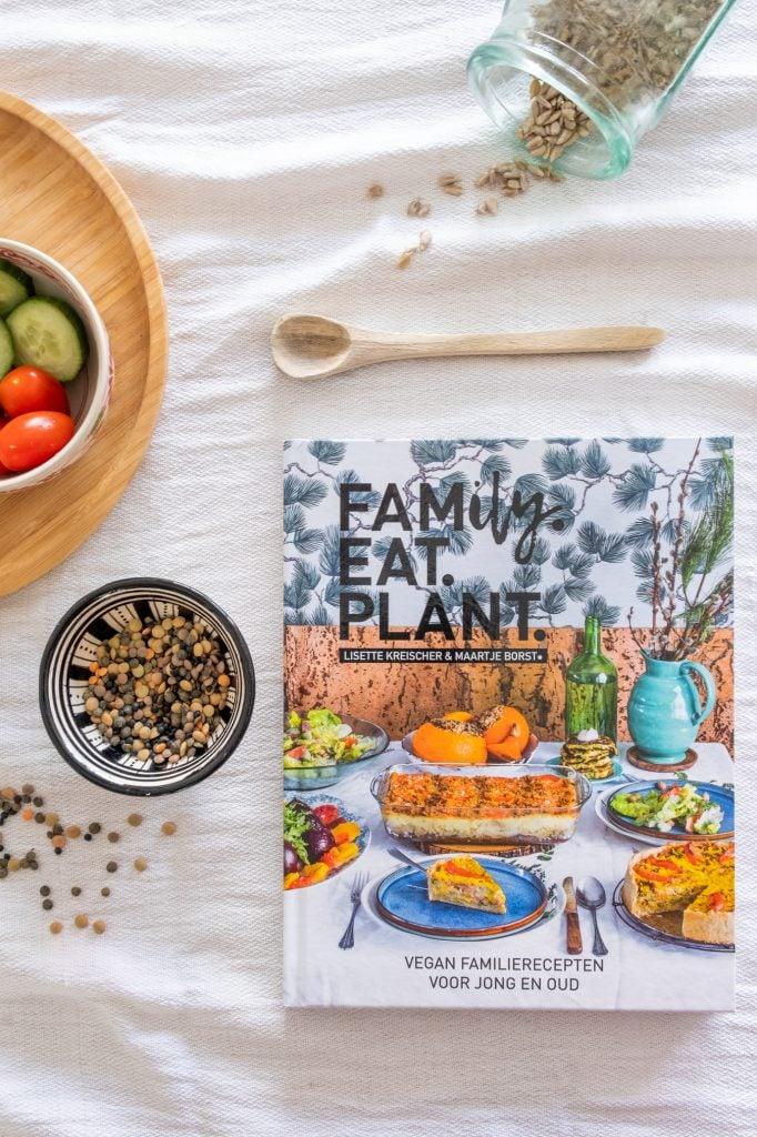 family. eat. plant. vegan kookboek