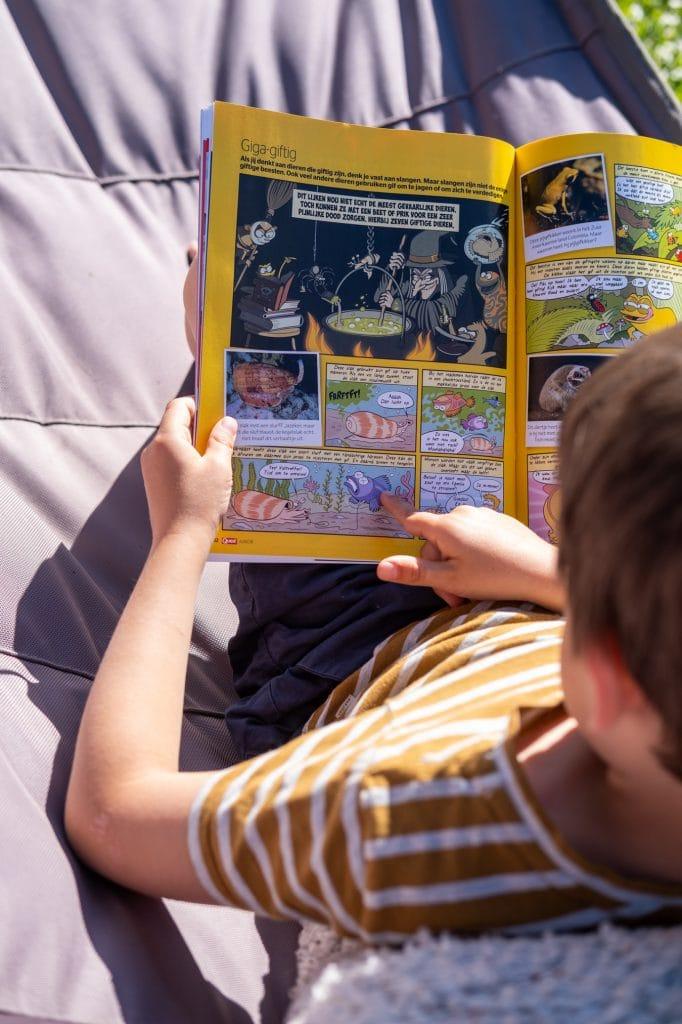 kinderen magazine informatief