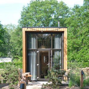 tiny house in Nederland