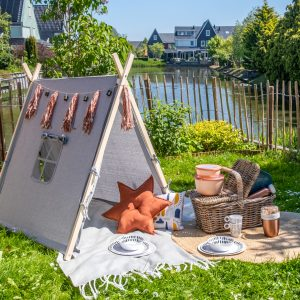 picknick zonder plastic organiseren
