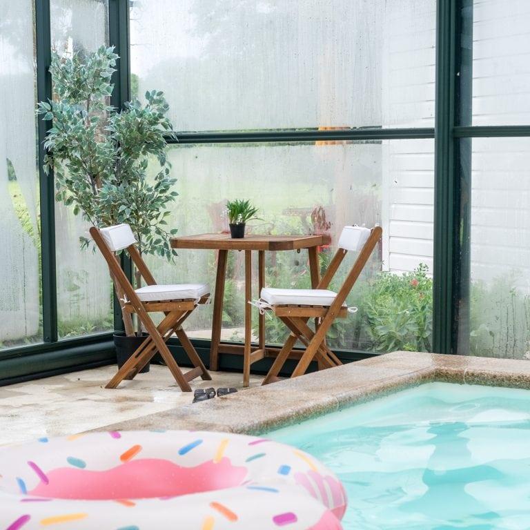 overnachten in nederland met jacuzzi of zwembad