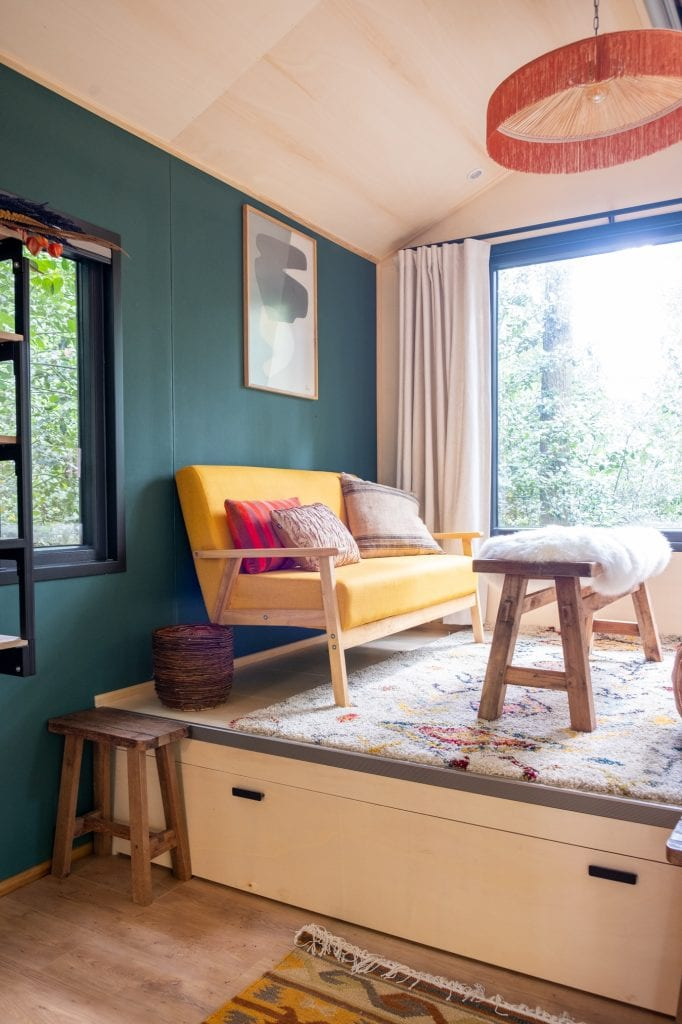 interieur tiny house