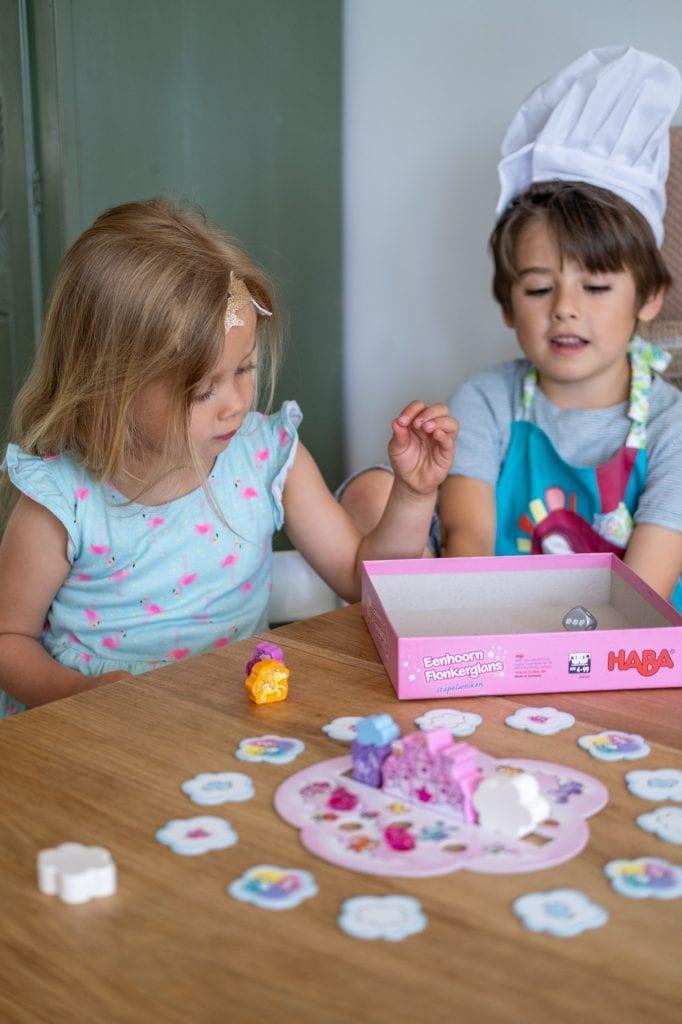 makkelijk spelletjes spelen met peuters en kleuters