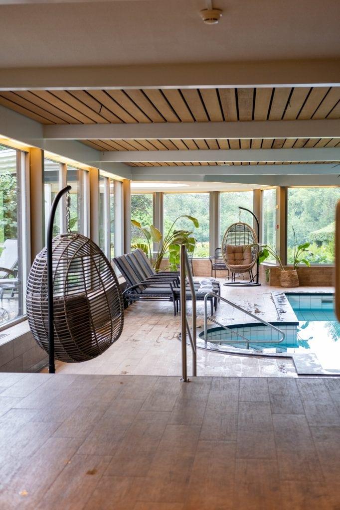hotelzwembad in Twente