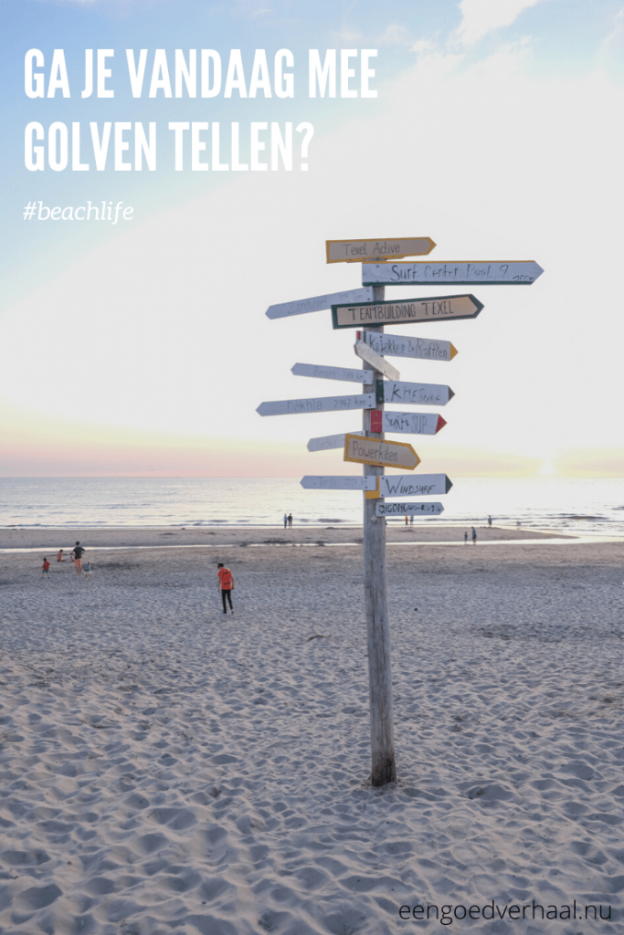 Inspirerende strand quotes zomer