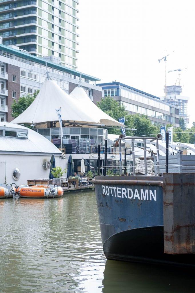 havengebied rotterdam voor jongeren