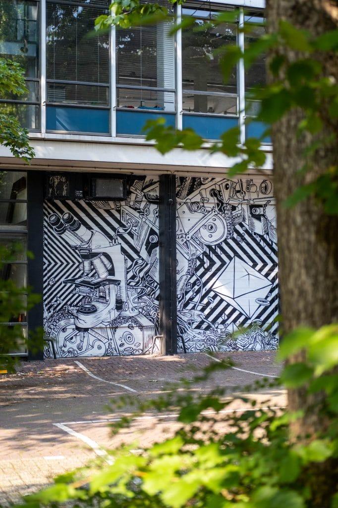 graffiti kunstroute