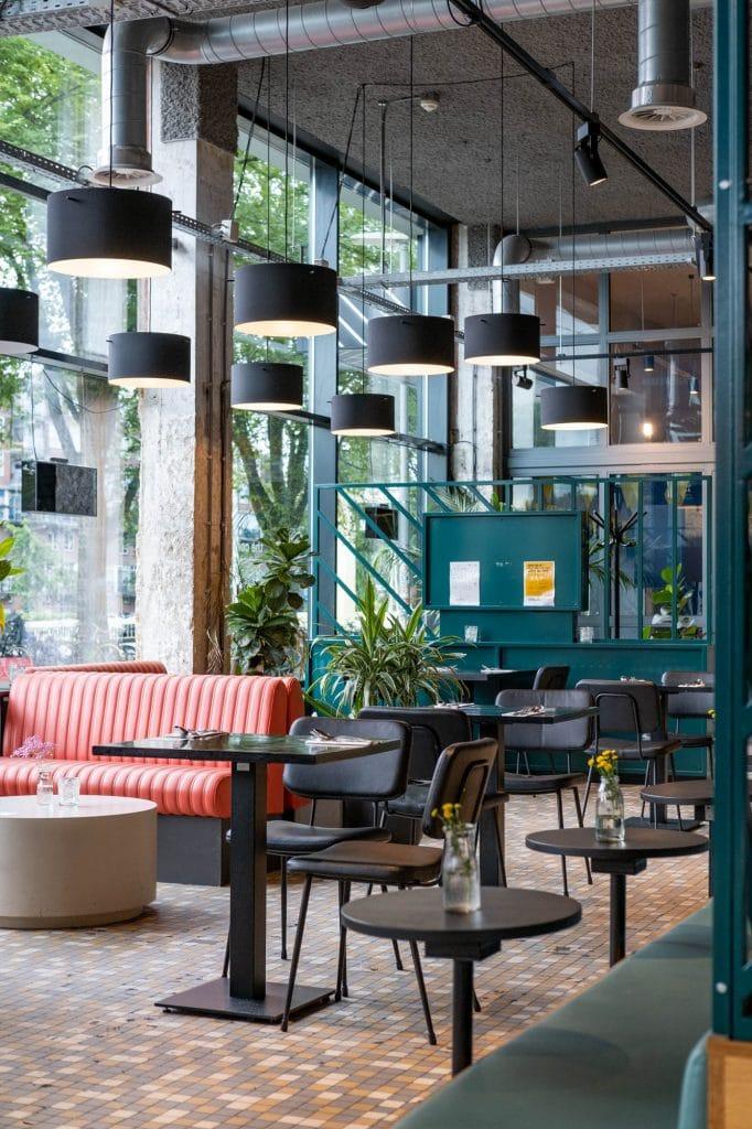 restaurant the student hotel