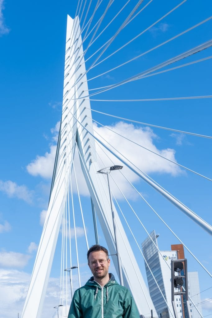 de zwaan brug
