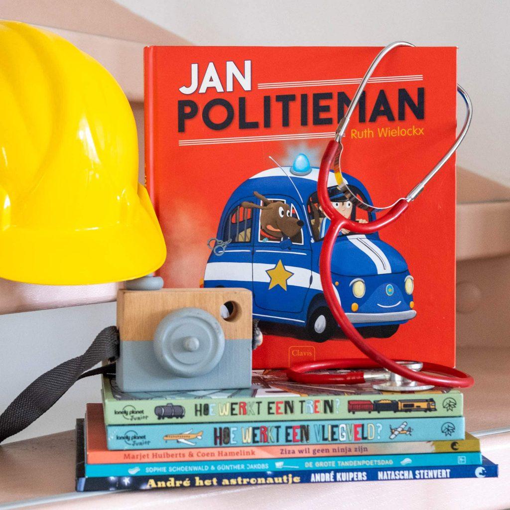 kinderboeken over beroepen