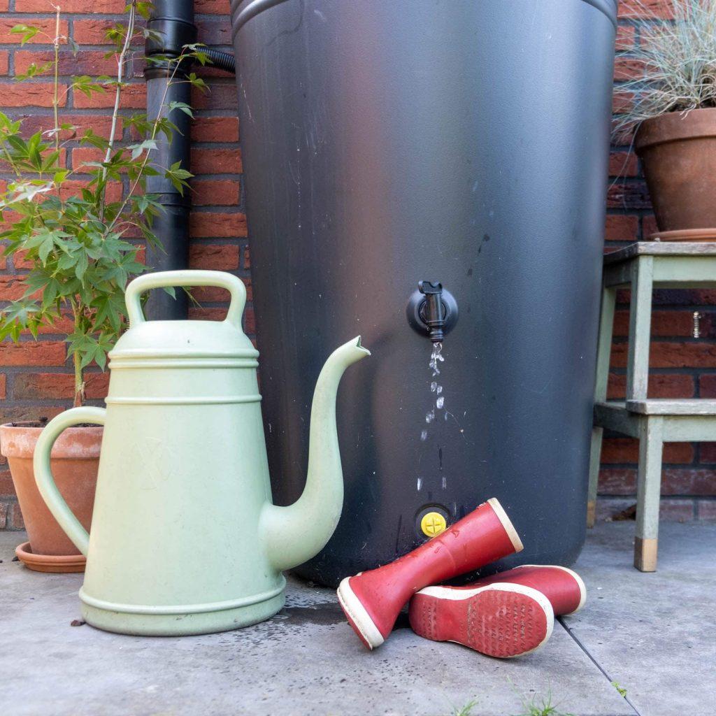 zelf wateroverlast voorkomen duurzaam