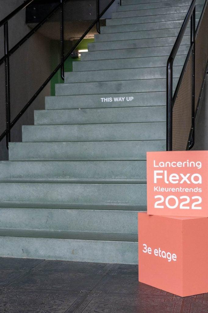 lancering trendkleur 2022