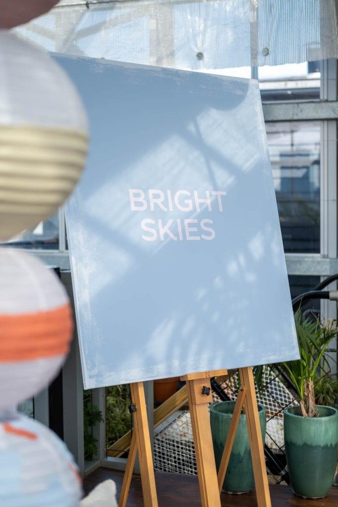 flexa trendkleur bright skies inspiratie