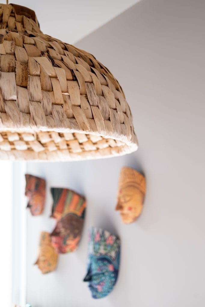 hanglamp bananenschors fairtrade
